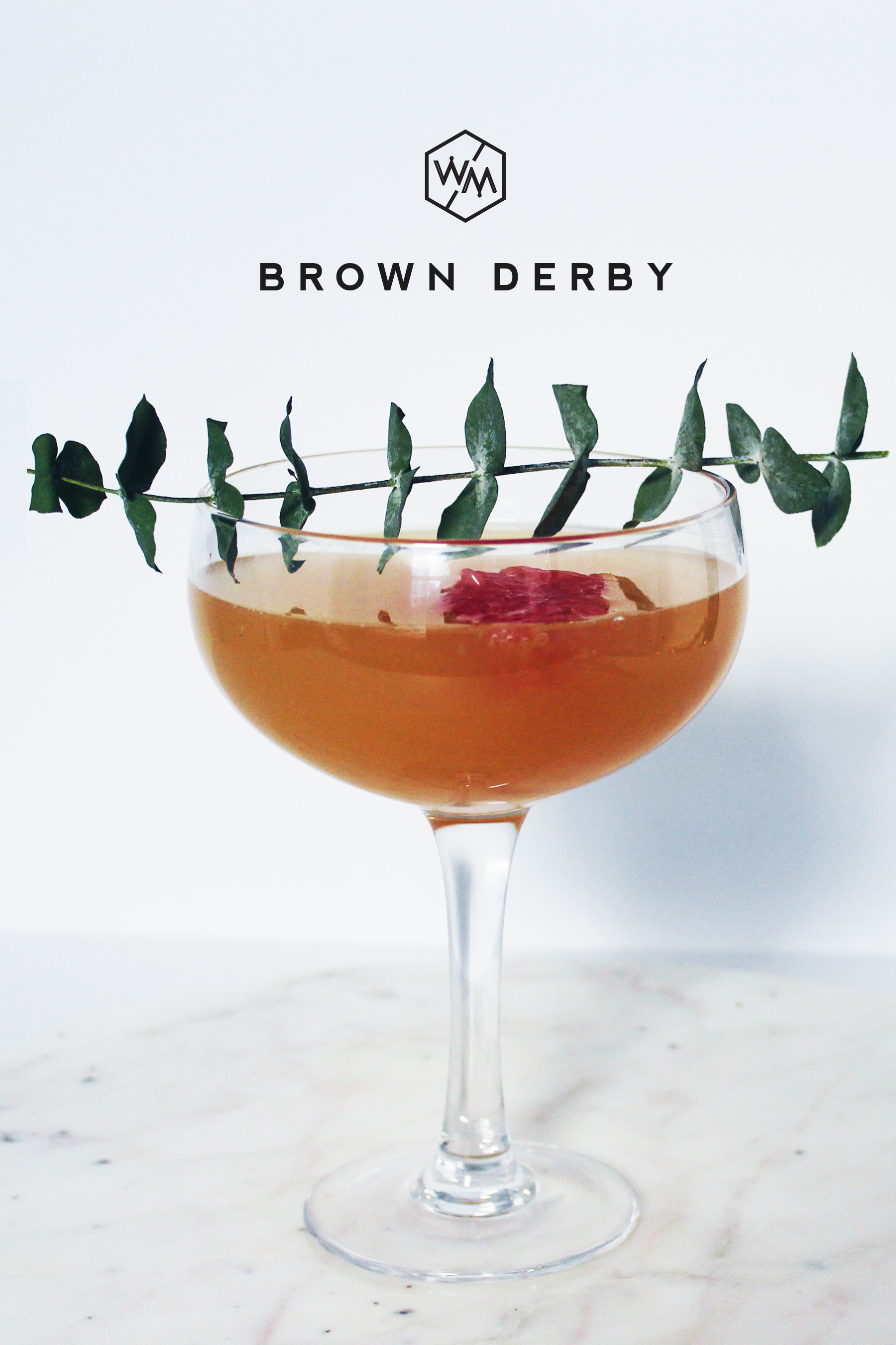 Brown Derby - Whiskey Muse