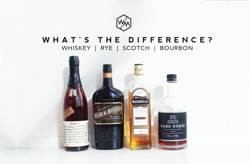 What's the Difference - Whiskey Muse
