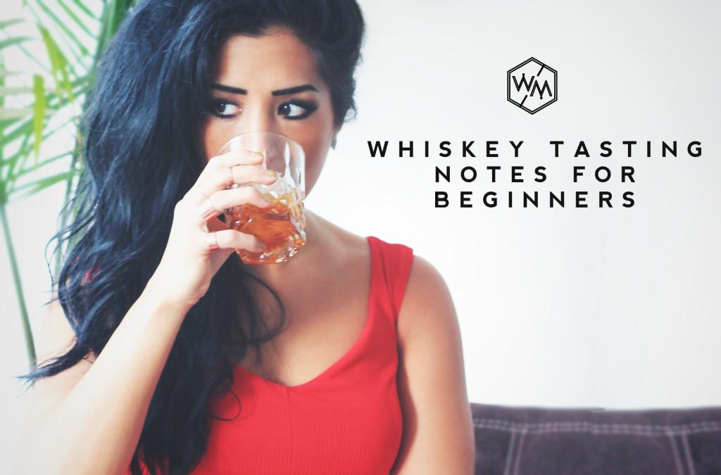 Whiskey tasting notes - Whiskey Muse
