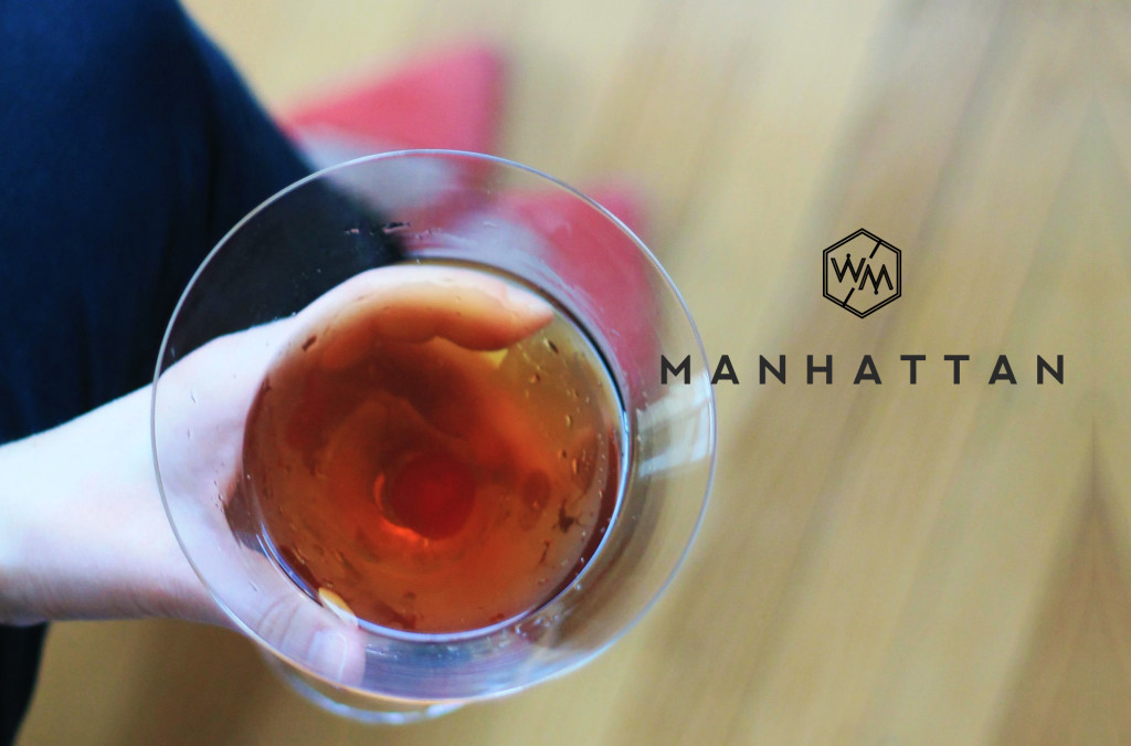 Manhattan - Whiskey Muse