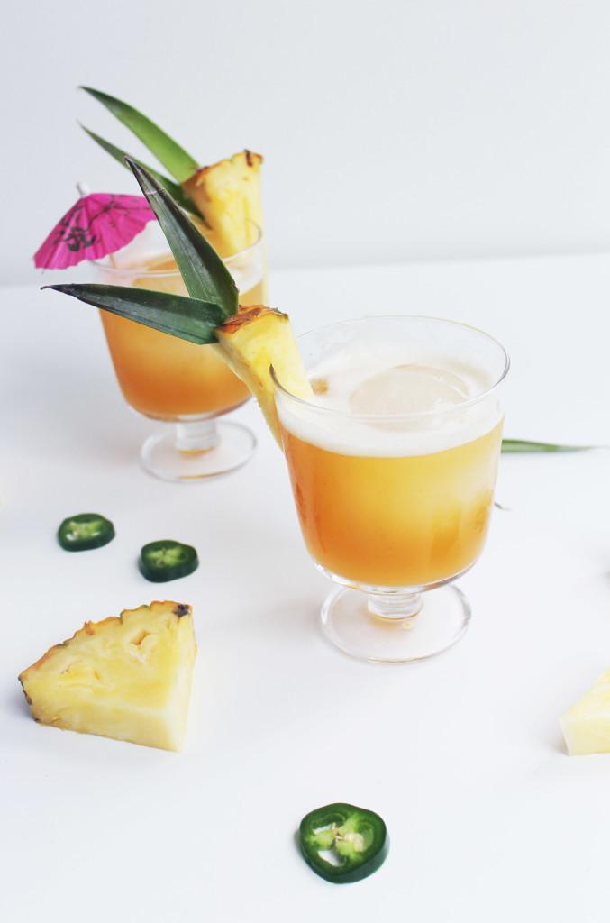 Ryan Gosling Cocktail - Whiskey Muse