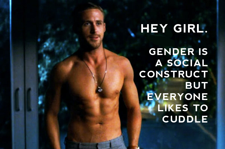 Ryan Gosling Hey Girl Meme - The Whiskey Muse