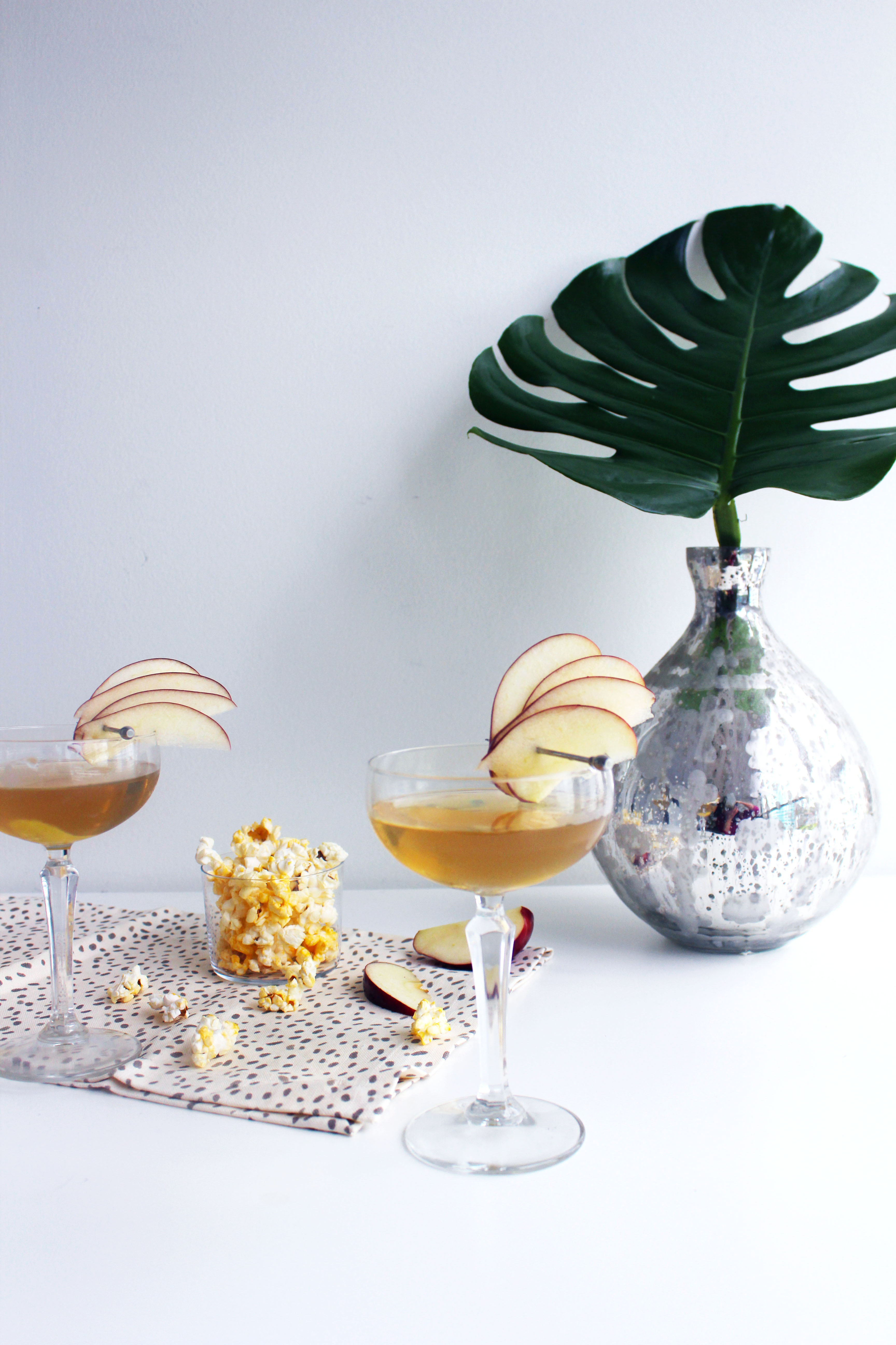The Mondaine Cocktail - Whiskey Muse