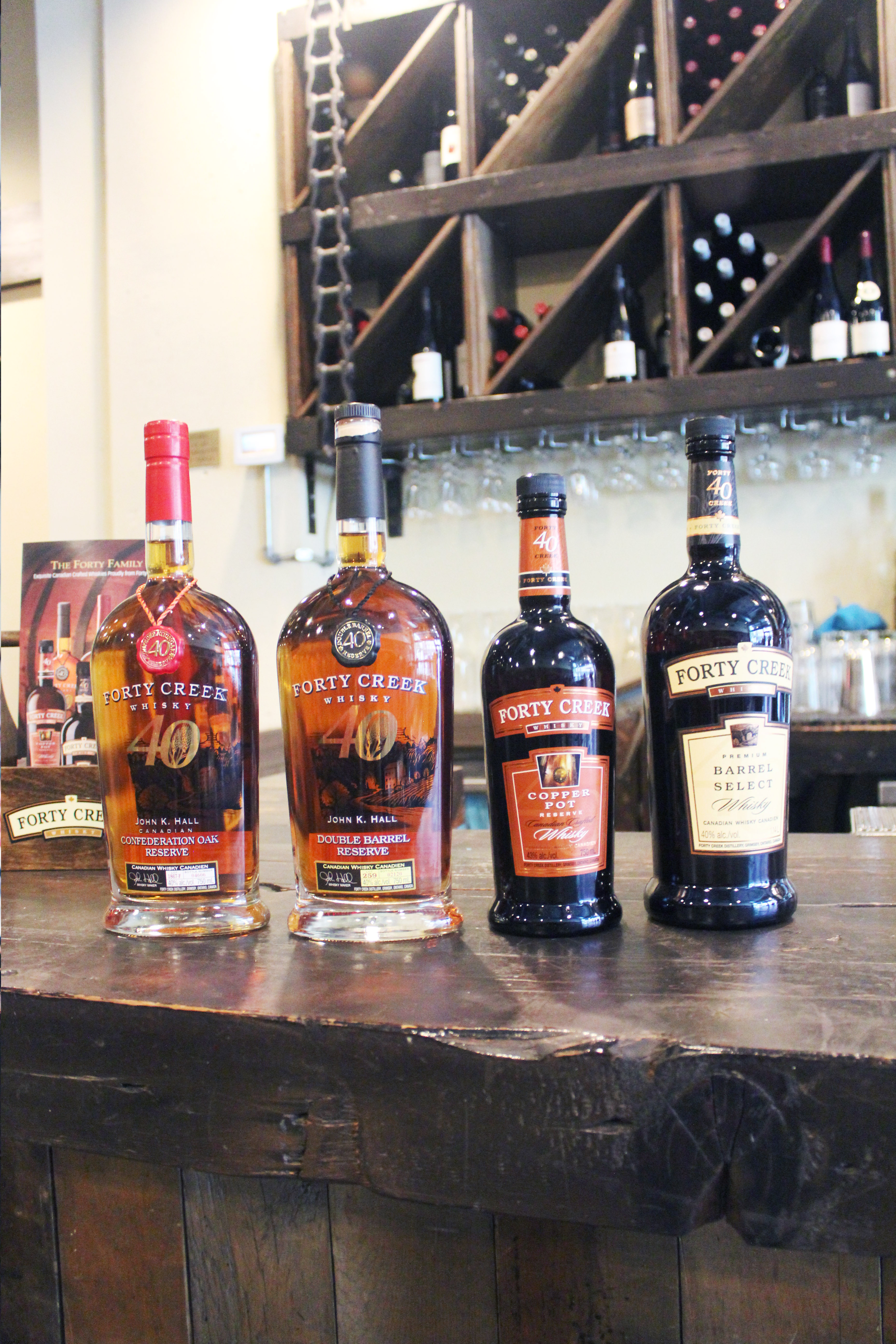 Forty Creek Master Class - Whiskey Muse