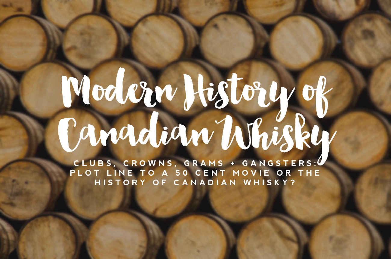 canadian whisky history