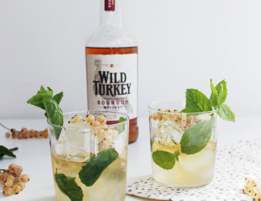 MINT JULEP WILD TURKEY - WHISKEY MUSE