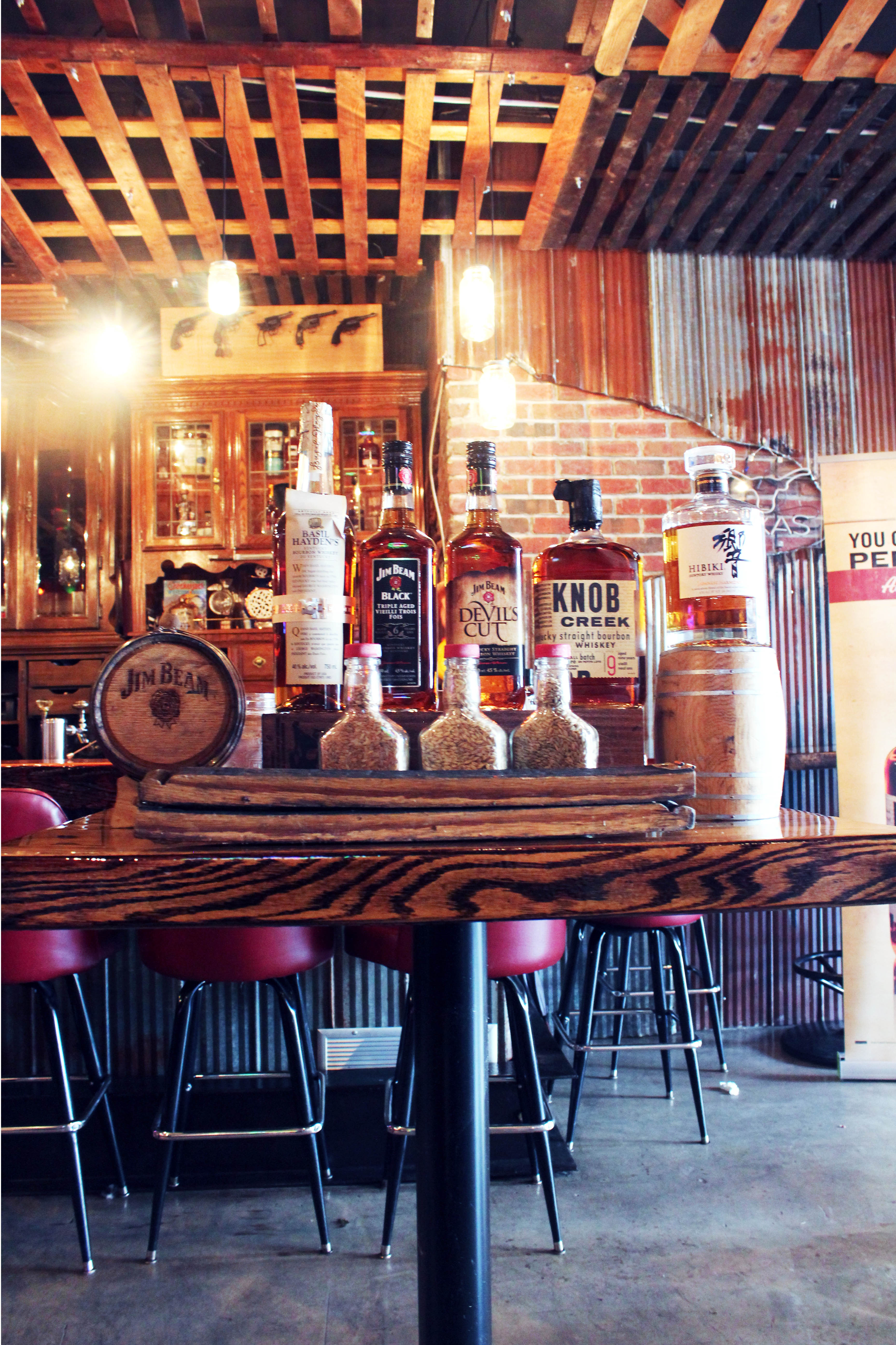 #bourbonnightVAN - Whiskey Muse