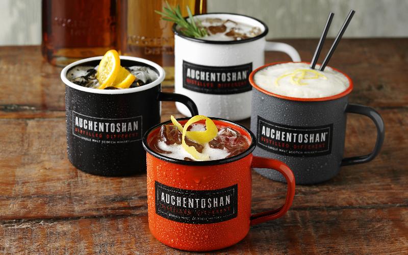 Auchentoshan + Ale