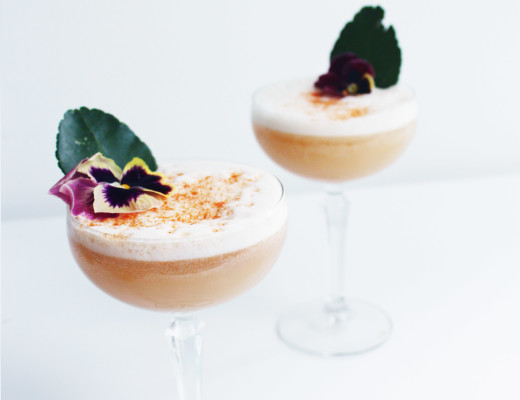 Tamarind Sour - Whiskey Muse