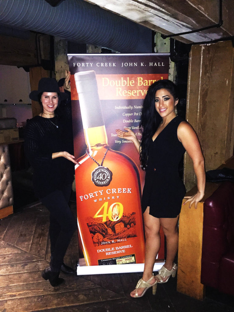 Whiskey Muse Forty Creek Campari Group