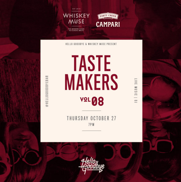 Whiskey Muse Tastemakers