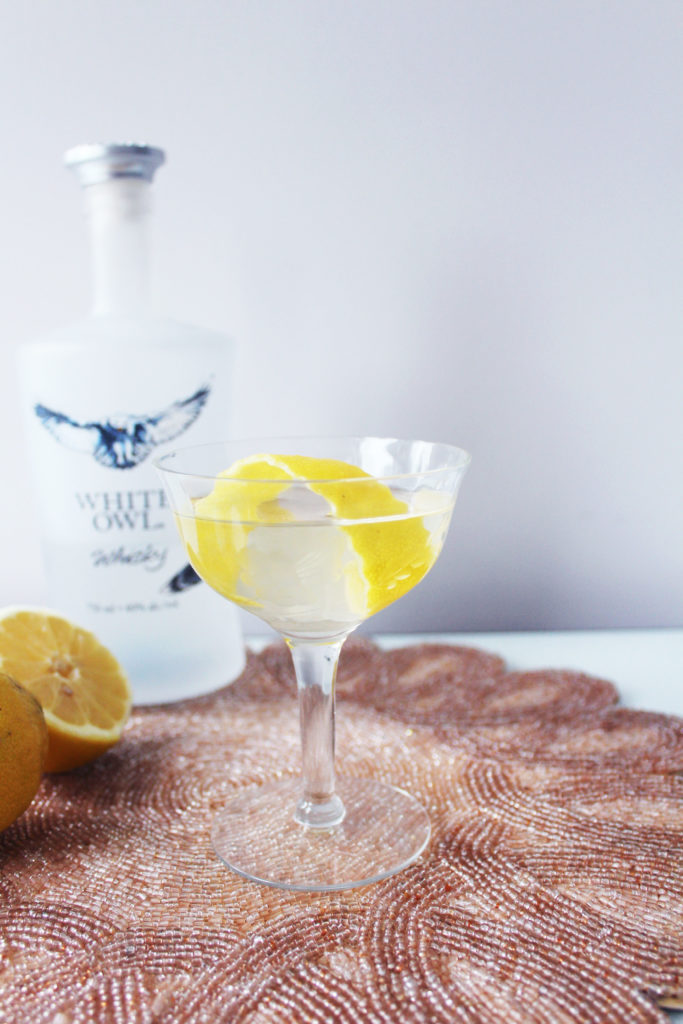 White Boulevardier - Whiskey Muse