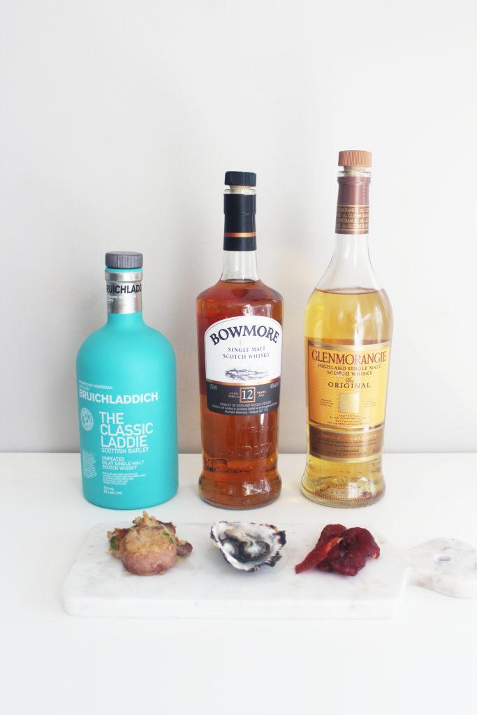 Seafood Scotch - Whiskey Muse