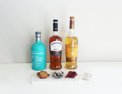 Seafood and Scotch - Whiskey Muse