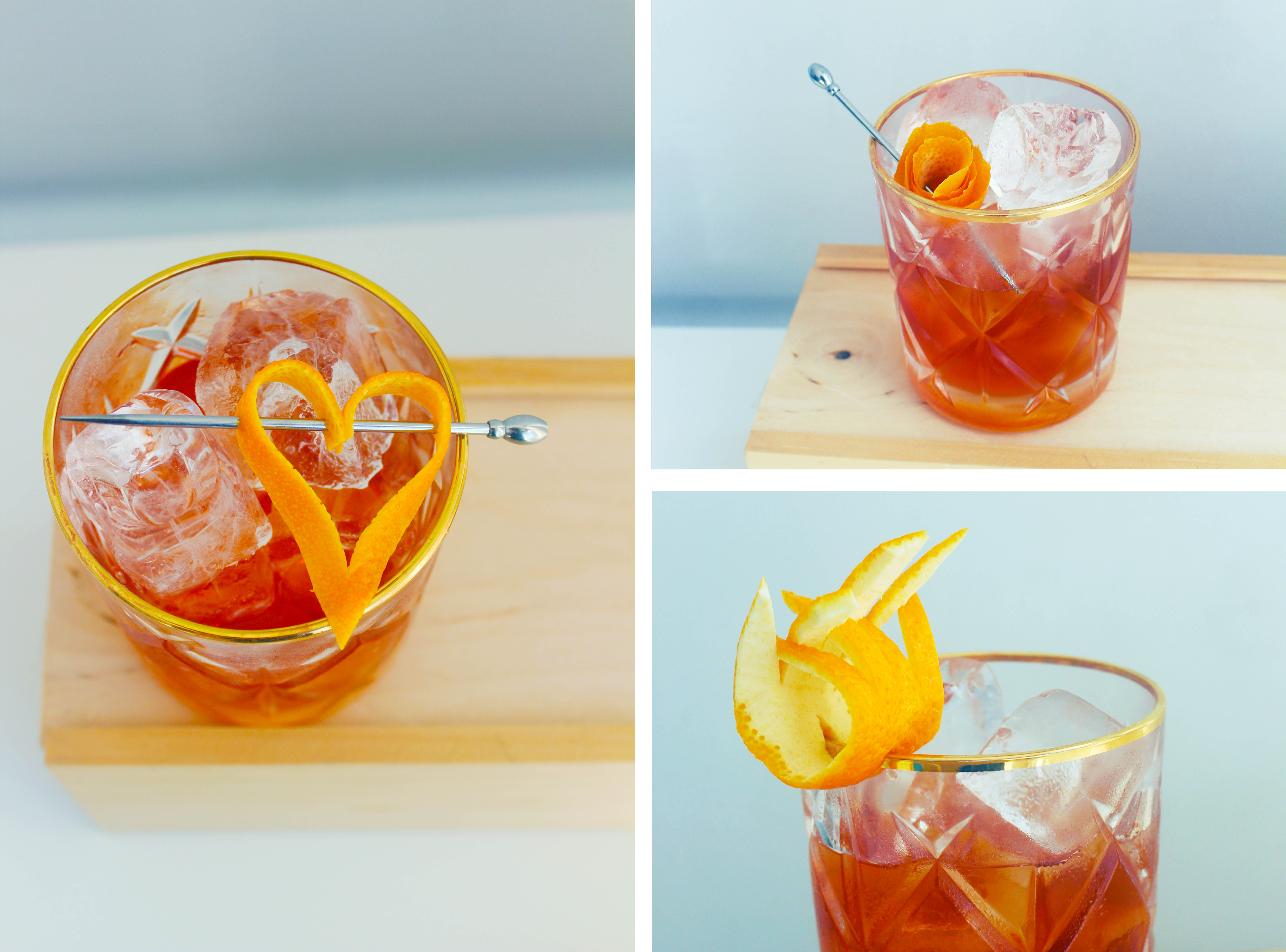 Cocktails 101: Upping Your Garnish Game