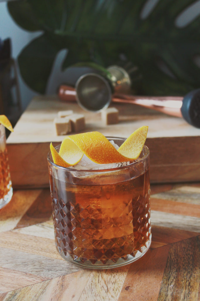 Creole'd Fashioned - Whiskey Muse